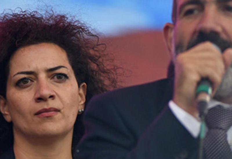 Жена Пашиняна делает политический бизнес на священных понятиях