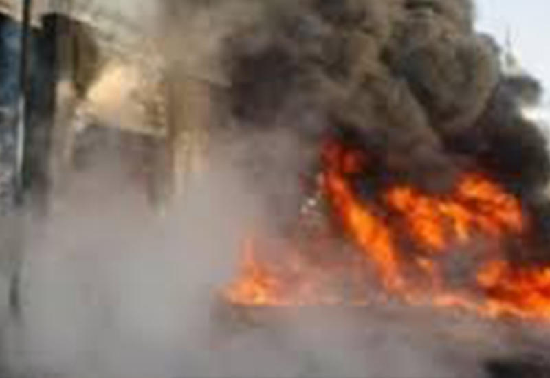 6 человек погибли при взрыве на границе с Турцией