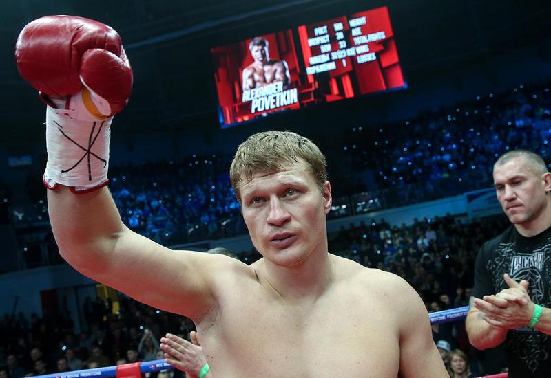 Поветкин назвал бой с Джошуа одним из последних шансов стать чемпионом мира
