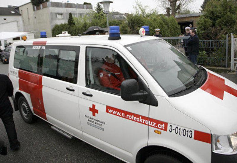 В Австрии поезд столкнулся с автобусом, есть погибший и пострадавшие