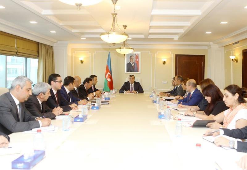 Сахиль Бабаев: В Азербайджане планируется привлечь более 5 тысяч человек к программе по самозанятости