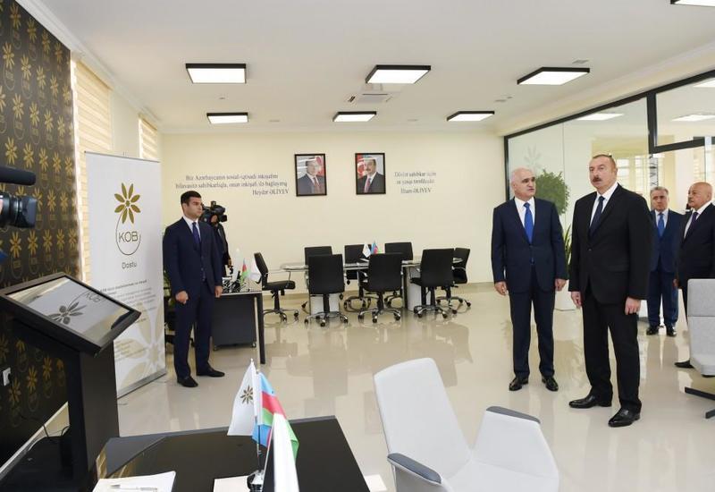 """В Азербайджане открылась первая региональная служба """"Друг малого и среднего бизнеса"""""""