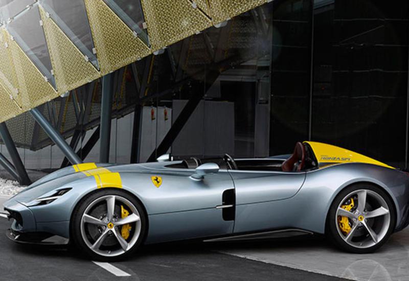 "Ferrari представила «самый мощный суперкар» за миллион фунтов <span class=""color_red"">- ВИДЕО</span>"