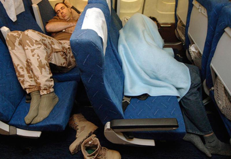 Японская авиакомпания поможет пассажирам легко заснуть в полете