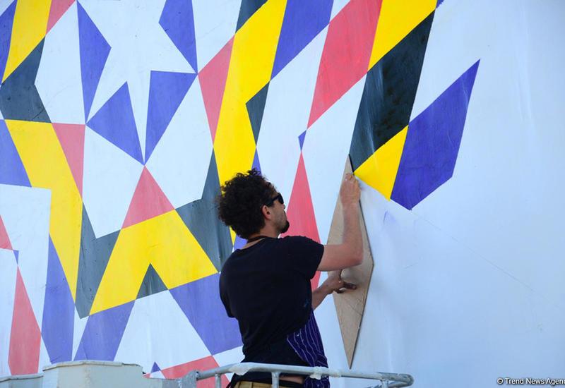 """На Фестивале Насими будет представлено креативное искусство городских пейзажей <span class=""""color_red"""">- ФОТО</span>"""