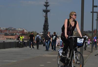 В Москве может быть побит рекорд тепла, державшийся более 80 лет