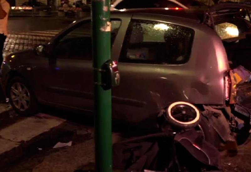 """Автомобиль протаранил толпу пешеходов в Ватикане <span class=""""color_red"""">- ВИДЕО</span>"""