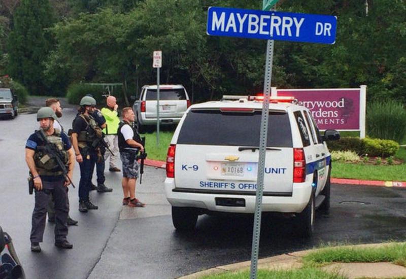 Стрельба в американском штате, трое погибших