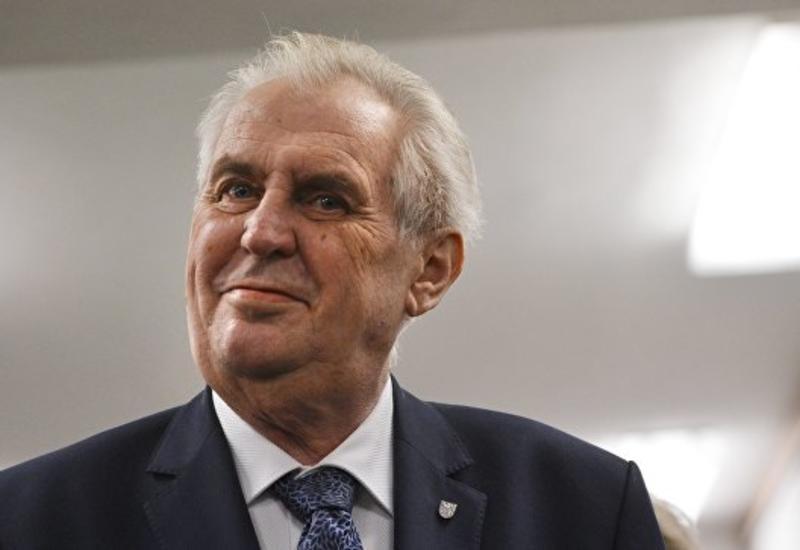 Чешский президент заявил об угрозе нового мирового экономического кризиса