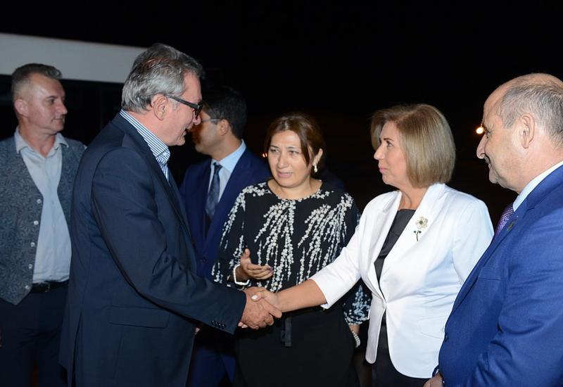 Председатель Палаты представителей Боснии и Герцеговины прибыл в Азербайджан