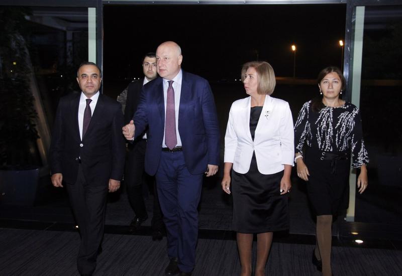 Председатель ПА ОБСЕ прибыл с визитом в Азербайджан