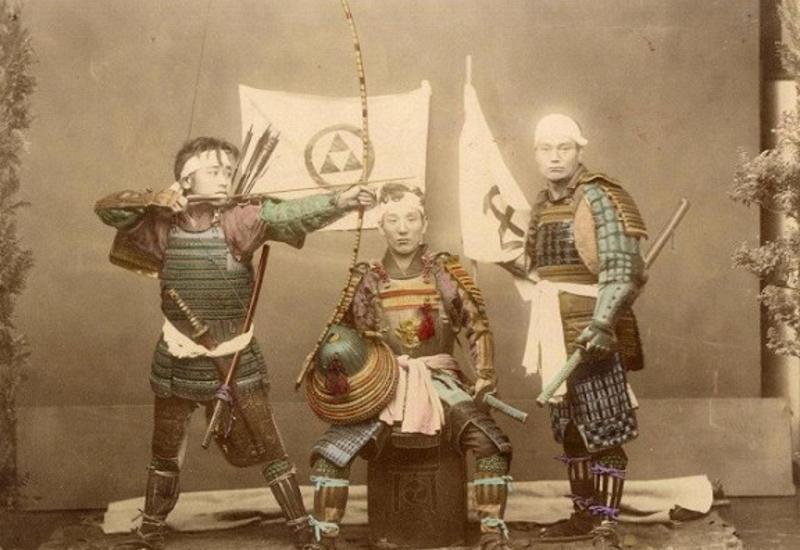 Шокирующие факты о самураях