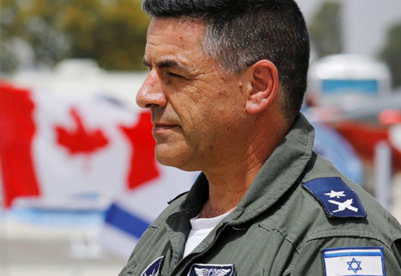 Главком ВВС Израиля прибыл в Москву из-за ситуации с Ил-20