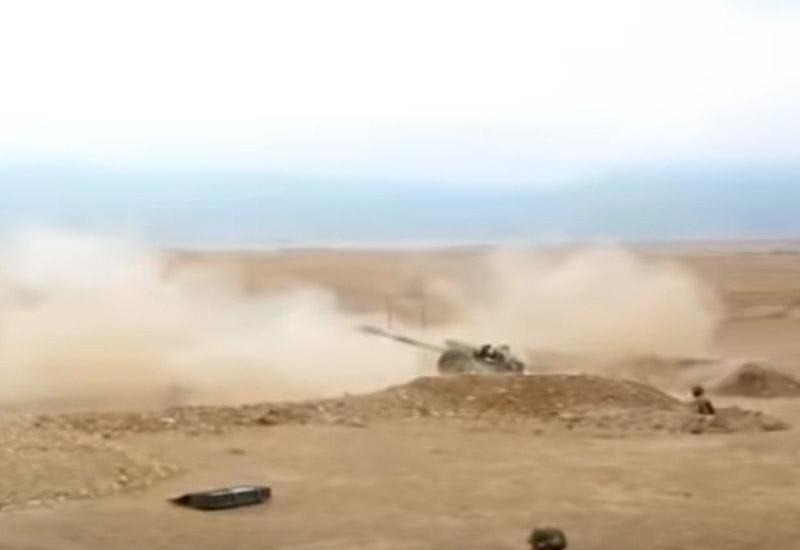 """Azərbaycan Ordusunun genişmiqyaslı təlimləri davam edir <span class=""""color_red"""">- VİDEO</span>"""