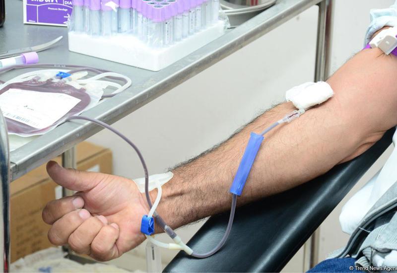 В Азербайджане в день Ашура кровь сдали более 5 тыс. человек