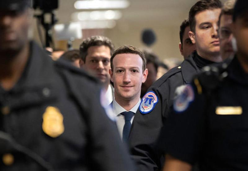 Европейский союз выдвинул ультиматум Facebook