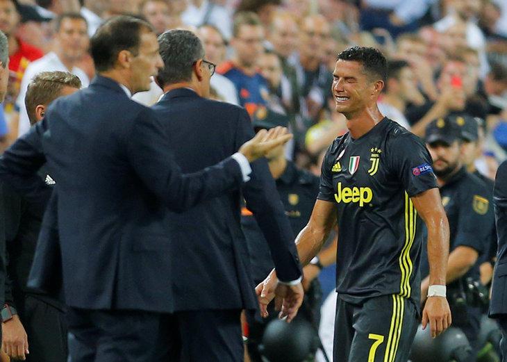 Лига Чемпионов: «Реал» громит «Рому», а«Ювентус» выигрывает без Роналду