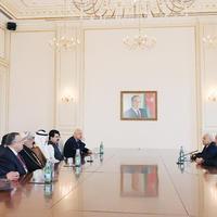 """Президент Ильхам Алиев: Азербайджан осуществляет активное сотрудничество на международной арене, число друзей страны с каждым днем растет <span class=""""color_red"""">- ФОТО - ВИДЕО</span>"""