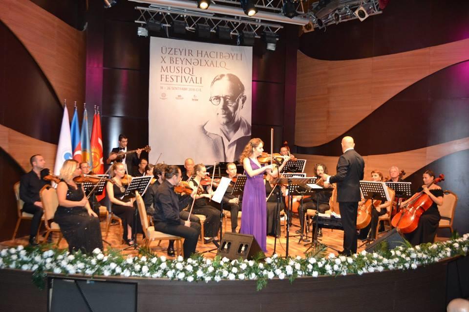 """В Центре мугама ярким концертом презентовали новый оркестр """"Dədə Qorqud"""""""