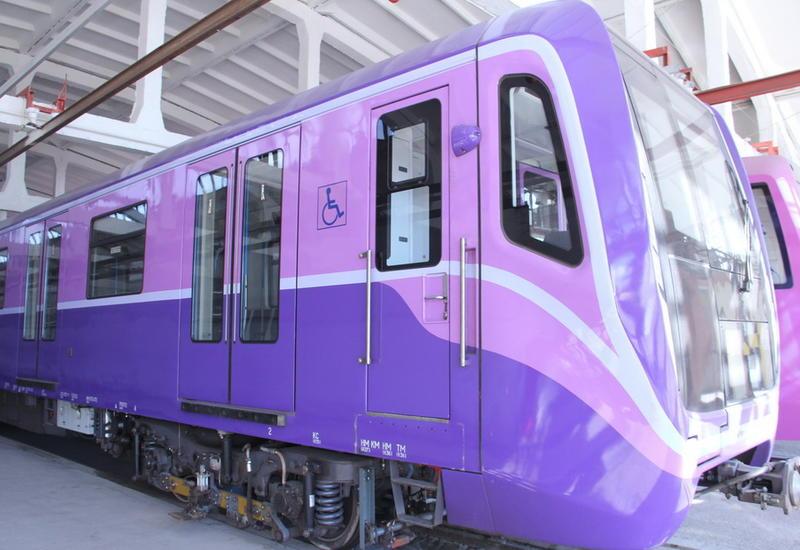"""Bakı metrosunda daha bir yenilik <span class=""""color_red"""">- FOTOLAR</span>"""