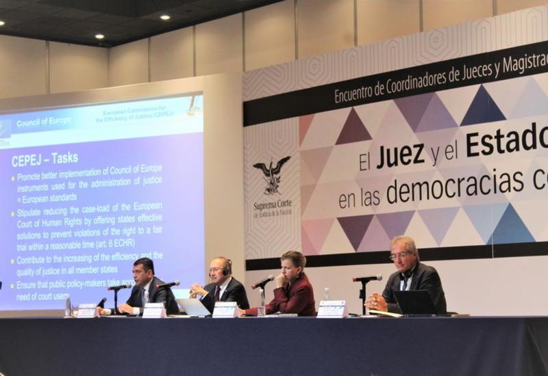 """Мексика с интересом изучает судебный опыт европейских стран <span class=""""color_red"""">- ФОТО</span>"""