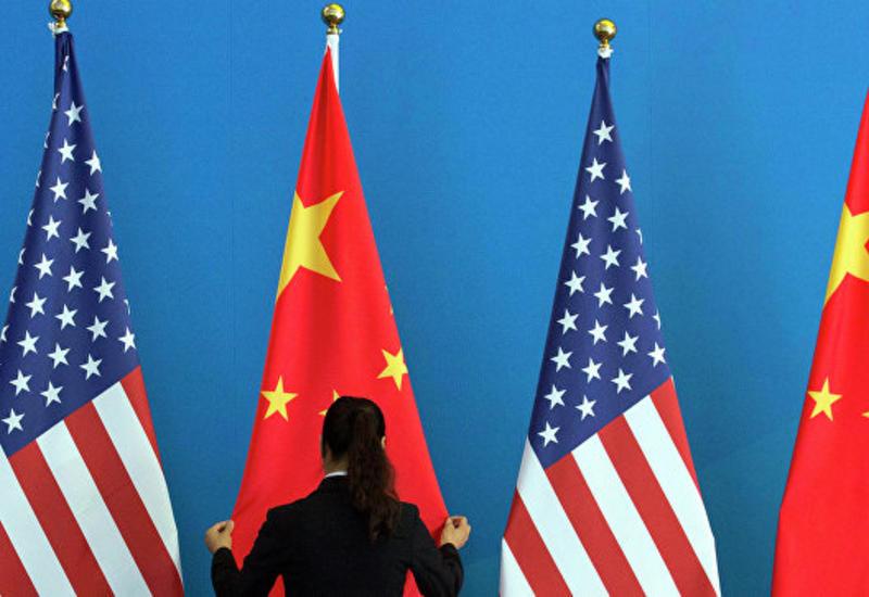 Китай назвал санкции США грубым нарушением международных принципов
