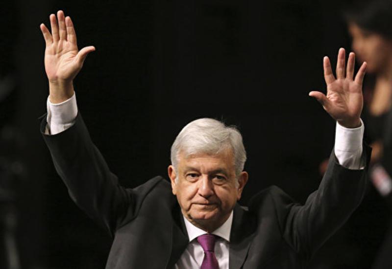 Избранный президент Мексики пообещал повесить гамак в президентском дворце
