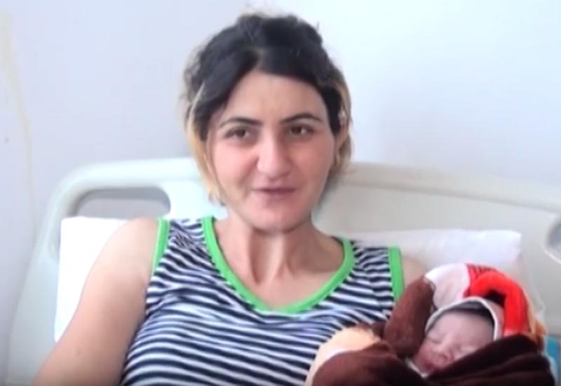 """В азербайджанской семье родился 10-й ребенок - Причина вас удивит! <span class=""""color_red"""">- ВИДЕО</span>"""