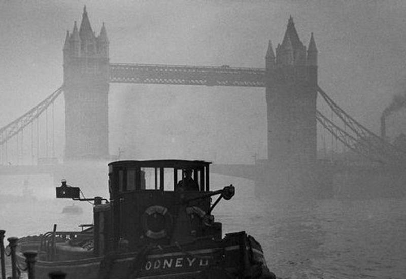 КакВеликий смог погубил 12тысяч человек в Лондоне
