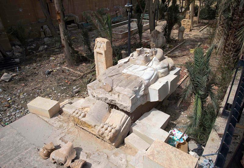 Китай поможет Сирии восстановить объекты культурного наследия