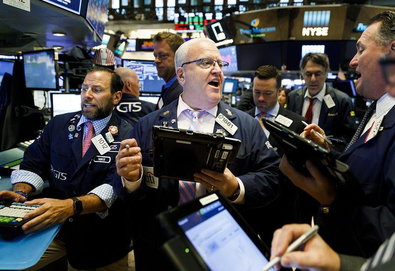 Индекс Dow Jones обновил рекорд в 100-й раз после избрания Трампа