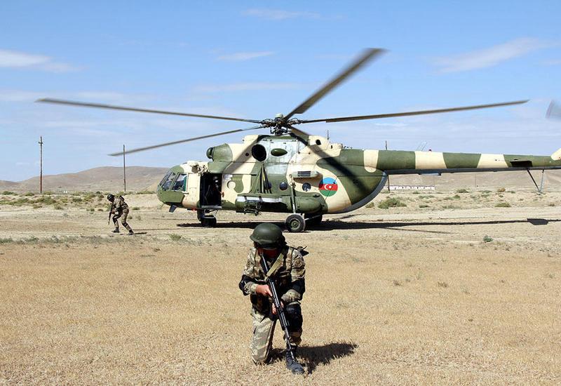 """Учения НАТО в Баку <span class=""""color_red"""">- ФОТО</span>"""