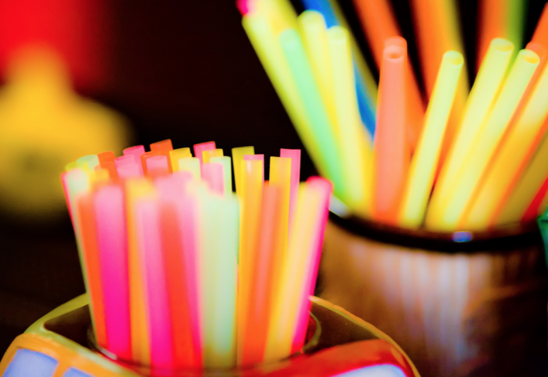В Калифорнии запретили пластиковые трубочки