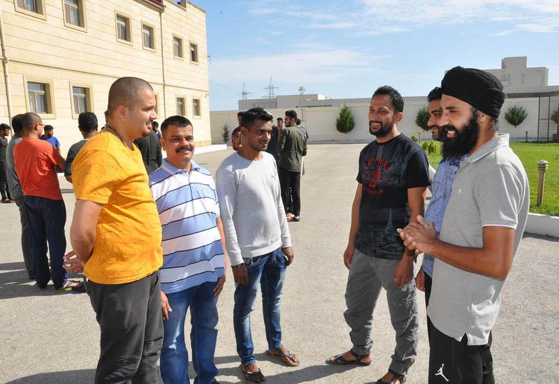 """В Азербайджане задержаны до 120 незаконных мигрантов <span class=""""color_red"""">- ФОТО</span>"""