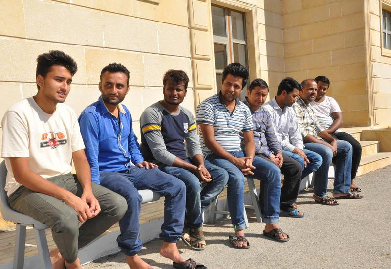 Из Азербайджана депортировали почти 800 нелегалов