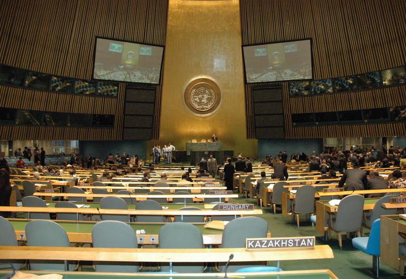 Азербайджан примет участие в 73-й сессии Генассамблеи ООН
