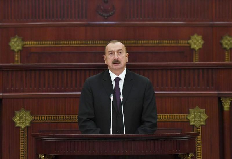 Президент Ильхам Алиев: Новое руководство Армении должно внести серьезные изменения в свою политику