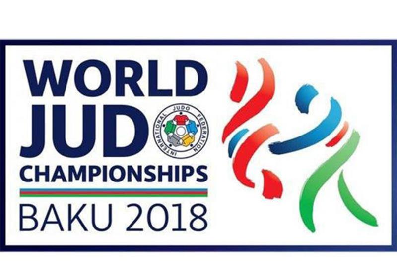 В Баку состоится церемония открытия чемпионата мира по дзюдо