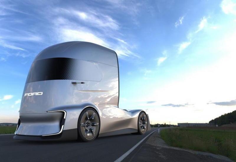 "Ford построил свой ответ Tesla Semi <span class=""color_red"">- ФОТО</span>"