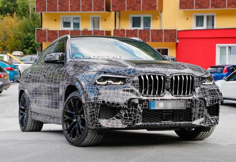 "BMW X6M впервые поиграл мускулами на публике <span class=""color_red"">- ФОТО</span>"