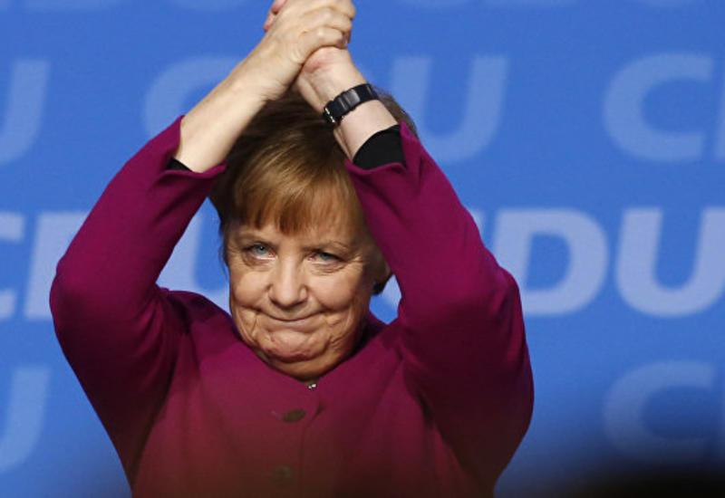 Жители ФРГ назвали Ангелу Меркель главной гордостью страны