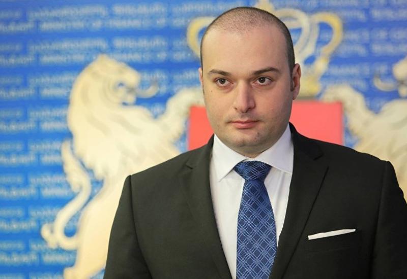 Премьер Грузии: Cотрудничество Вашингтона и Тбилиси достигло наивысшего уровня