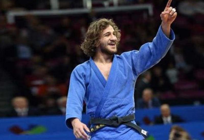 Азербайджанский дзюдоист завоевал бронзовую медаль на Чемпионате мира в Баку