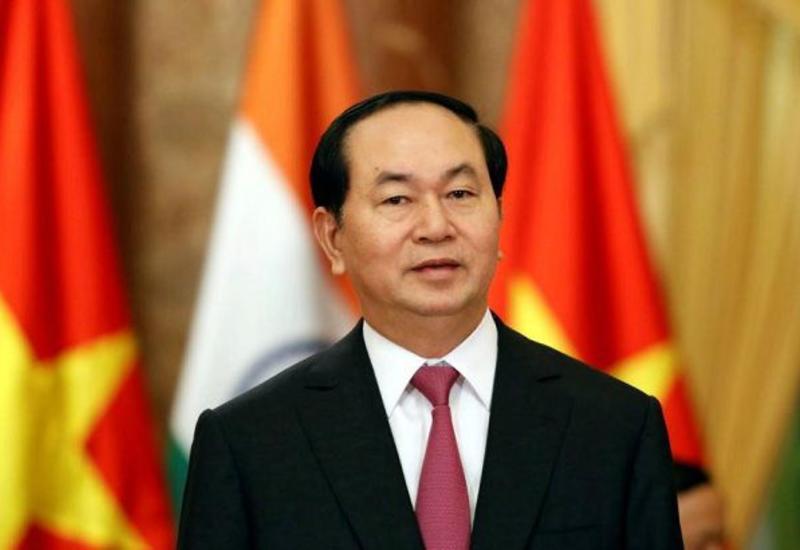 СМИ: Президент Вьетнама умер от редкого вида рака крови