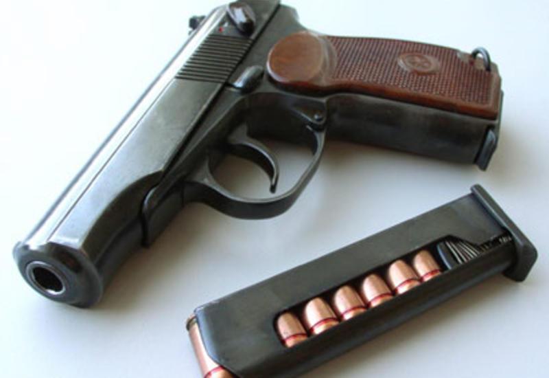 Полиция Азербайджана изъяла незаконное оружие и боеприпасы