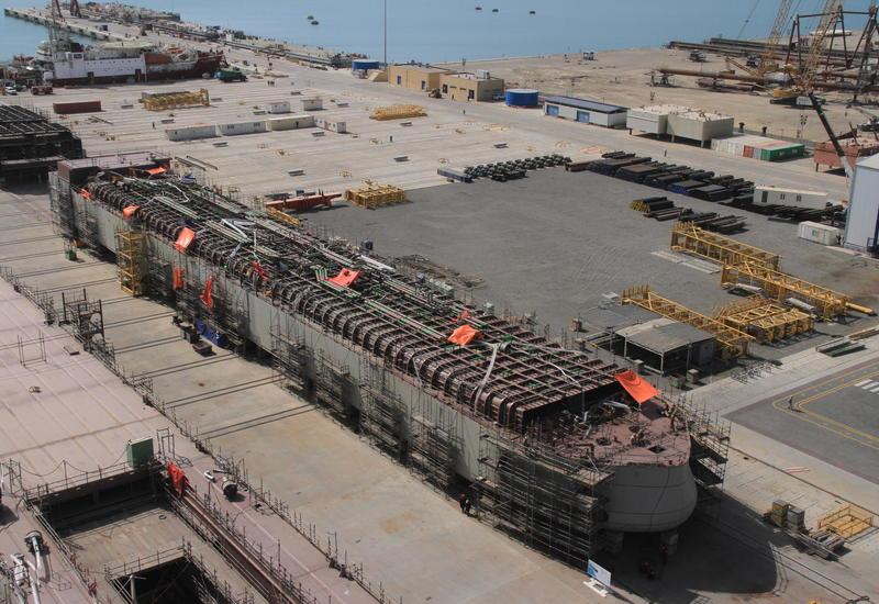 Baku Shipyard может приступить к строительству новых судов