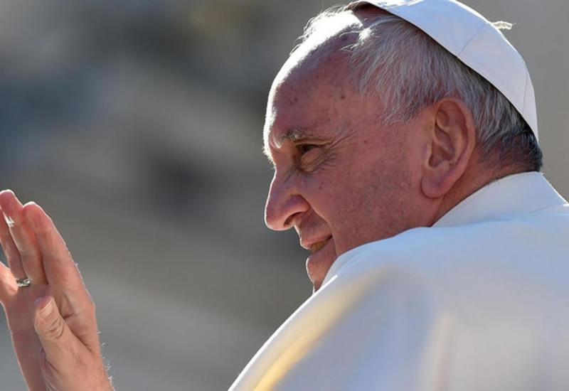 """Папа Франциск заявил, что православные и католики """"почти одинаковые"""""""