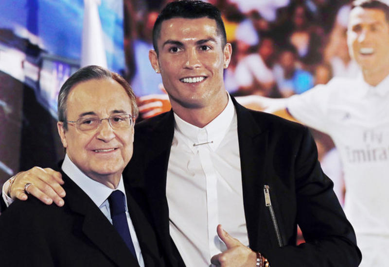 "Президент ""Реала"" назвал причину продажи Роналду"