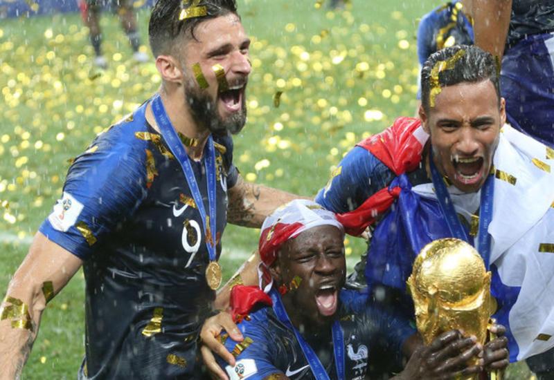 Чемпион мира по футболу лишен водительских прав
