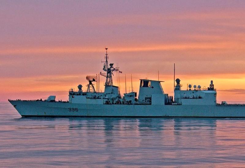 Канадский фрегат Calgary будет патрулировать акваторию у Корейского полуострова